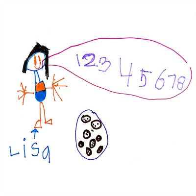 Kindergarten Math Journal Task 1