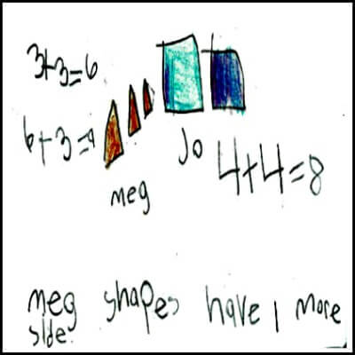 Kindergarten Math Journal Task 139