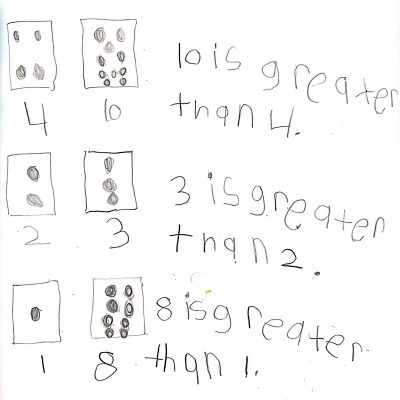 Kindergarten Math Journal Task 31