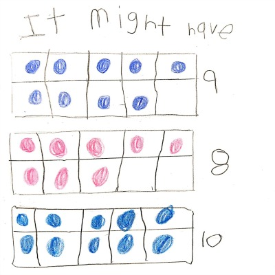 Kindergarten Math Journal Task 35