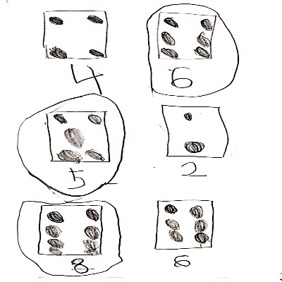 Kindergarten Math Journal Task 48
