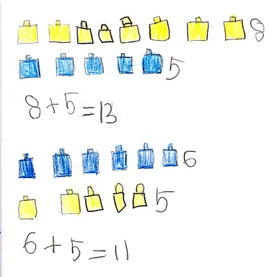 Kindergarten Math Journal Task 52