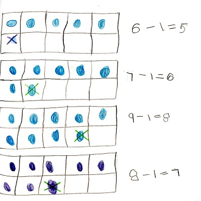 Kindergarten Math Journal Task 62