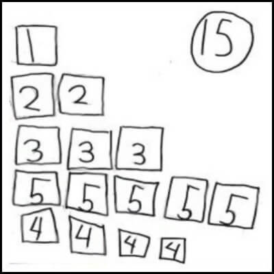 Kindergarten Math Journal Task 68