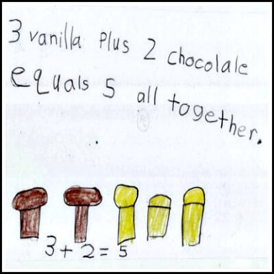 Kindergarten Math Journal Task 71