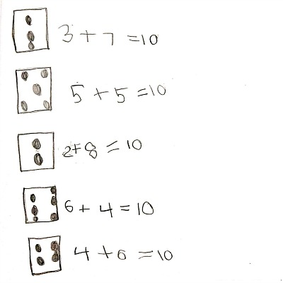Kindergarten Math Journal Task 88