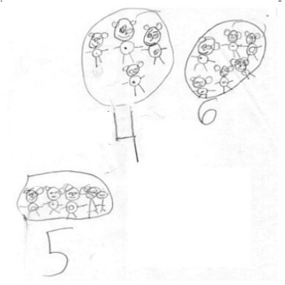 Kindergarten Math Journal Task 9