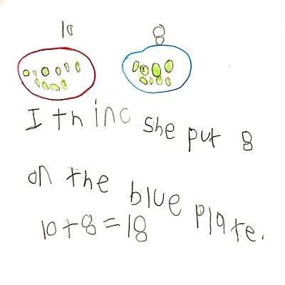 Kindergarten Math Journal Task 97