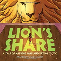 Fraction Read Aloud: The Lion's Share