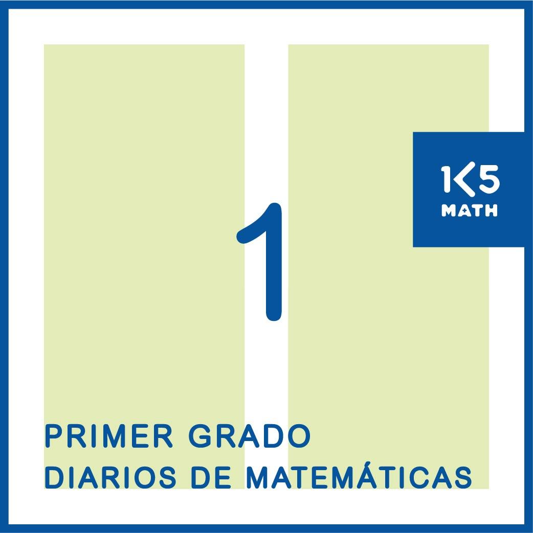 1st Grade Math Journals: Spanish