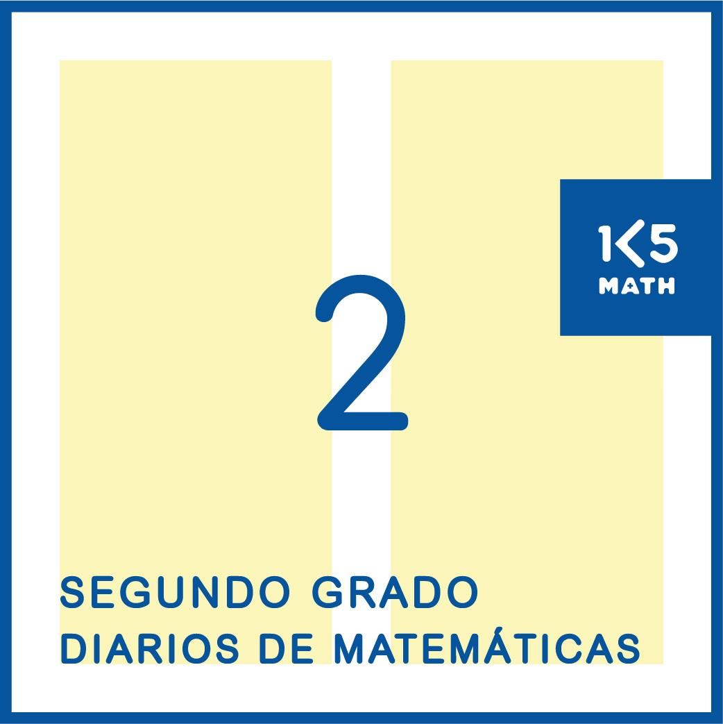 2nd Grade Math Journals: Spanish