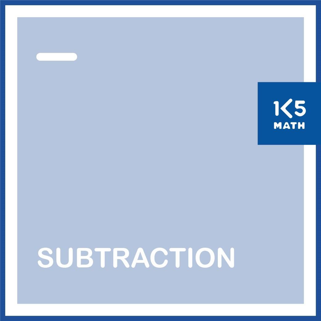 Subtraction Read Alouds