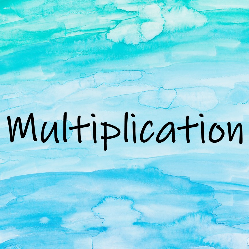 Multiplication Math Read Alouds to introduce or review math content in meaningful contexts