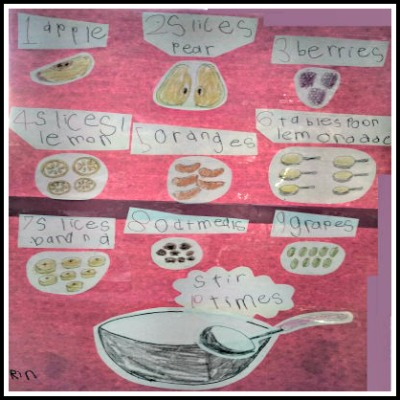 Math Project: Number Salad