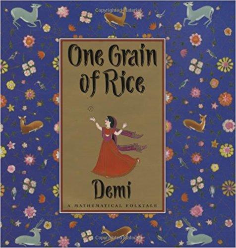 Multiplication Read Aloud: One Grain of Rice