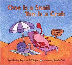 Addition Read Aloud: One is a Snail Ten is a Crab