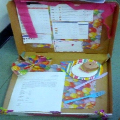 Plannning a Birthday Party Math Project