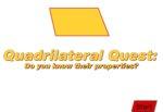 IWBQuadrilaterals