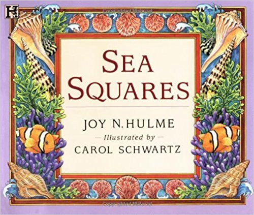 Multiplication Read Aloud: Sea Squares