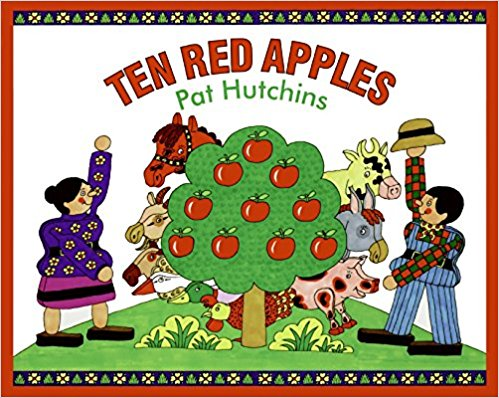 Subtraction Read Aloud: Ten Red Apples