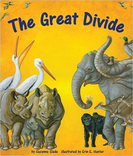Division Read Aloud: The Great Divide