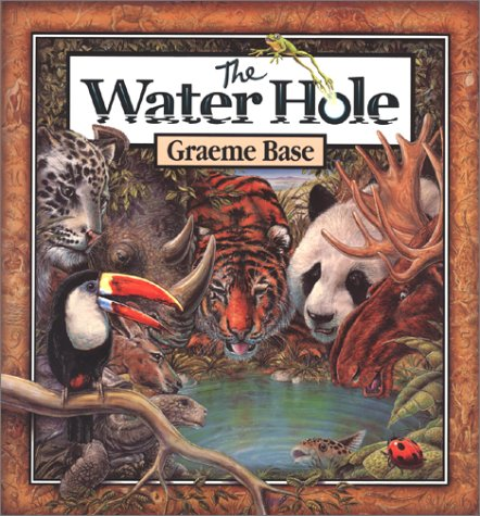 Counting Books: The Water Hole