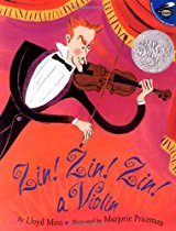 Counting Books: Zin! Zin! Zin! a Violin