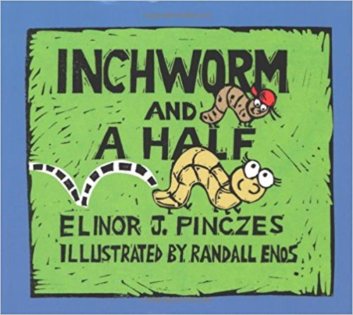 Fraction Read Aloud: Inchworm and a Half