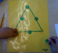 Magic Triangle Math Puzzles