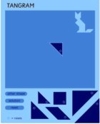 Geometry Interactive Whiteboard Resources: Tangram