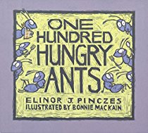 Multiplication Read Aloud: One Hundred Hungry Ants