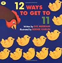 Addition Read Aloud: 12 Ways to Get to 11