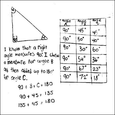 4th Grade Math Journal Task 147