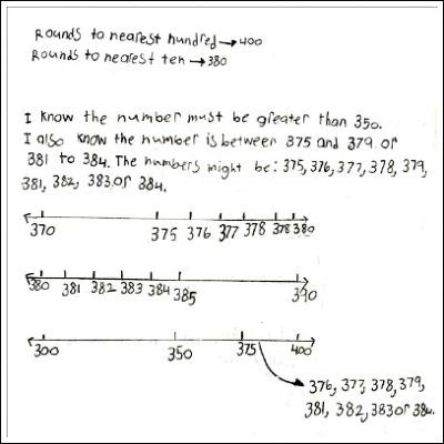 4th Grade Math Journal Task 44