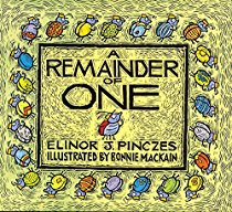 Division Read Aloud: Remainder of One
