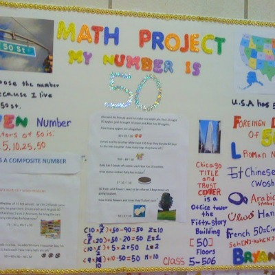 Math Project: Choose a Number