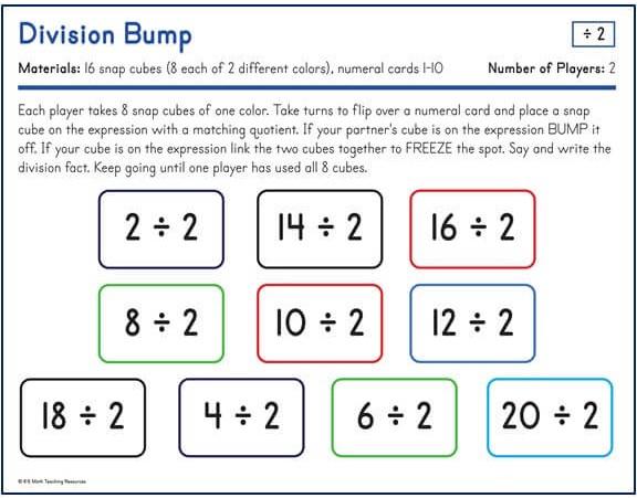Division-Bump