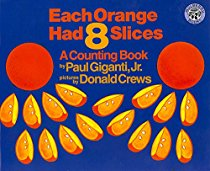 Multiplication Read Aloud: Each Orange Had  8 Slices