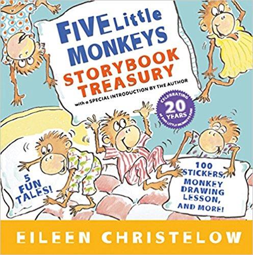 Subtraction Read Aloud: Five Little Monkeys
