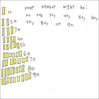 1st Grade Math Journal Task 45