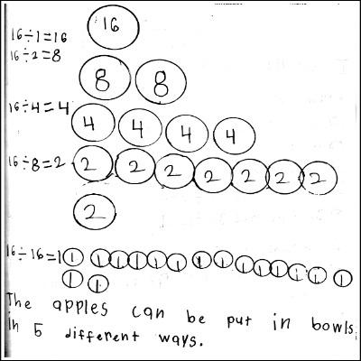 3rd Grade Math Journal Task 3