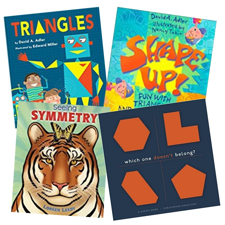 Geometry Read Alouds