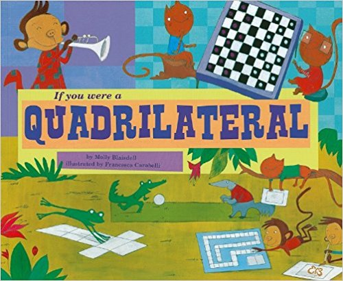 Math Literature: Geometry Read Aloud