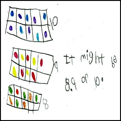 Kindergarten Math Journal Task 18