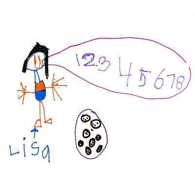 Kindergarten Math Journal Task 1