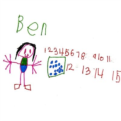 Kindergarten Math Journal Task 2