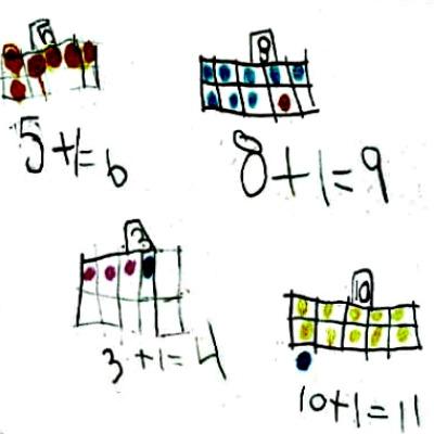 Kindergarten Math Journal Task 22