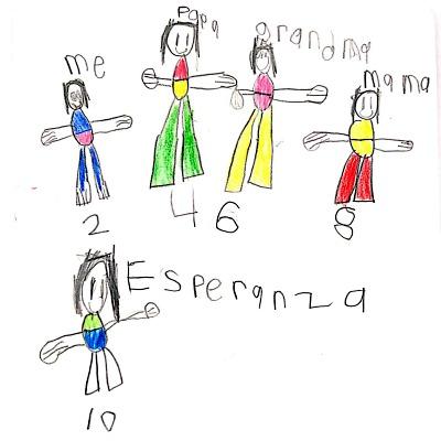 Kindergarten Math Journal Task 24