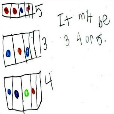 Kindergarten Math Journal Task 26