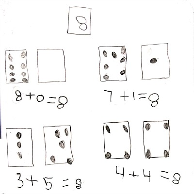 Kindergarten Math Journal Task 78